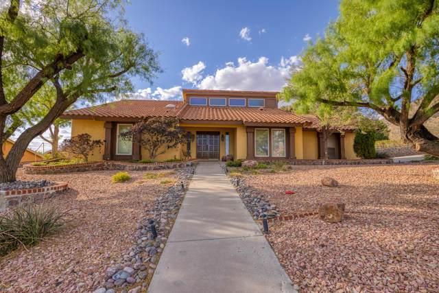 509 Irondale Drive, El Paso, TX 79912 (MLS #846353) :: The Matt Rice Group