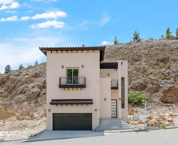 259 Canyon Terrace Drive, El Paso, TX 79902 (MLS #846356) :: Summus Realty