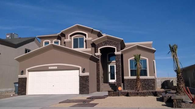 942 Brudenal Place, El Paso, TX 79928 (MLS #846382) :: Mario Ayala Real Estate Group