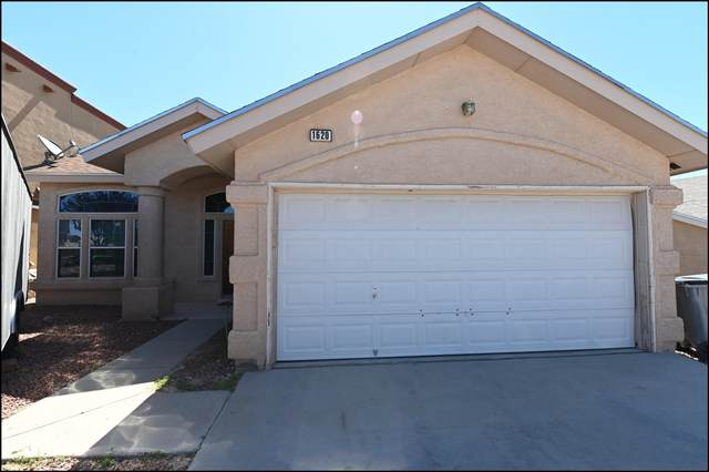 1620 Playa Del Sol, El Paso, TX 79911 (MLS #846417) :: The Matt Rice Group