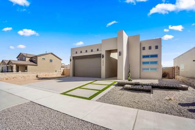 2821 Tierra Garden Dr Drive, El Paso, TX 79938 (MLS #846456) :: Mario Ayala Real Estate Group