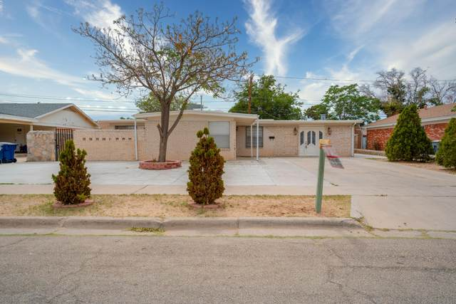 3311 Orkney Road, El Paso, TX 79925 (MLS #846460) :: The Purple House Real Estate Group