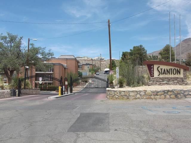 4433 Stanton I 305, El Paso, TX 79902 (MLS #846465) :: Red Yucca Group