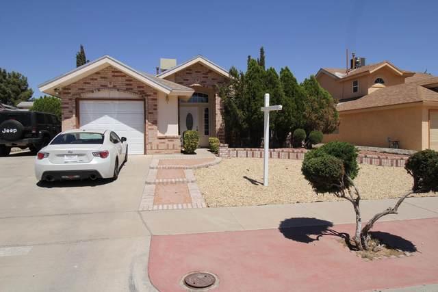 3286 Sal Berroteran Drive, El Paso, TX 79936 (MLS #846477) :: Red Yucca Group