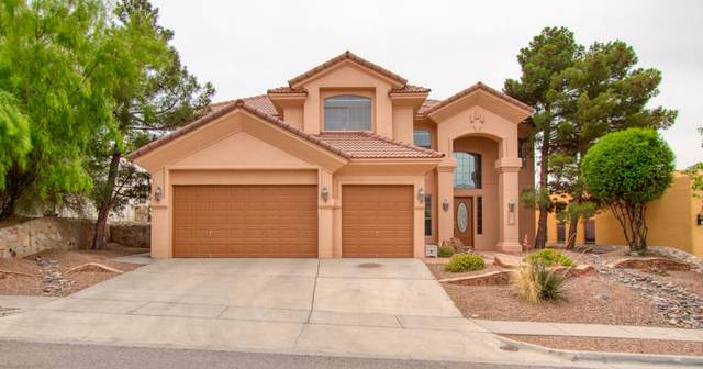 6340 Franklin Summit Drive, El Paso, TX 79912 (MLS #846478) :: The Matt Rice Group