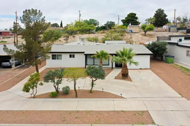 609 Alethea Park Drive, El Paso, TX 79902 (MLS #846490) :: Summus Realty