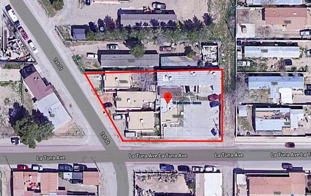7200 1ST Street, Canutillo, TX 79835 (MLS #846498) :: Red Yucca Group