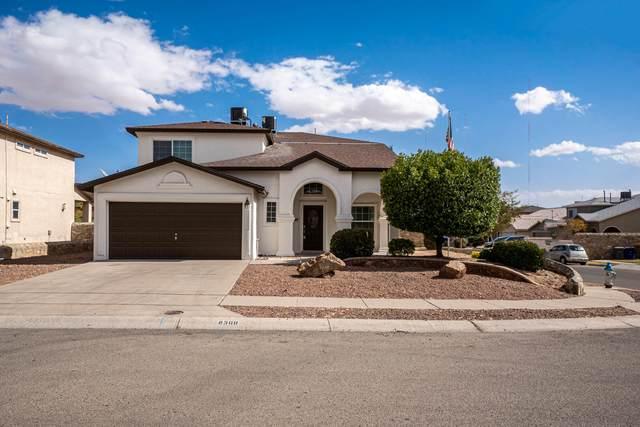 2300 Passage Place, El Paso, TX 79936 (MLS #846499) :: The Matt Rice Group