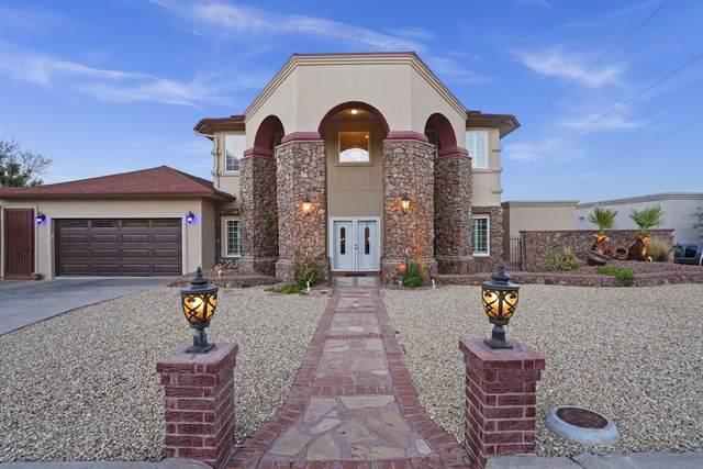 8106 Turquoise Street, El Paso, TX 79904 (MLS #846503) :: Preferred Closing Specialists