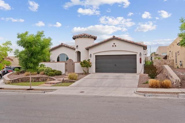 7389 Skyrocket Drive, El Paso, TX 79911 (MLS #846510) :: Jackie Stevens Real Estate Group