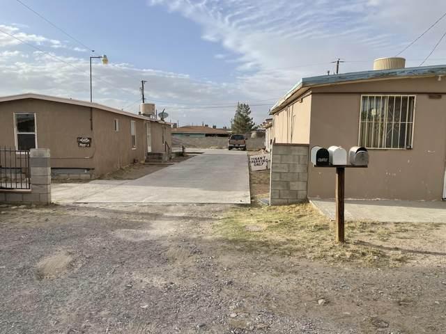 605 Meadow Road, Canutillo, TX 79835 (MLS #846513) :: Preferred Closing Specialists