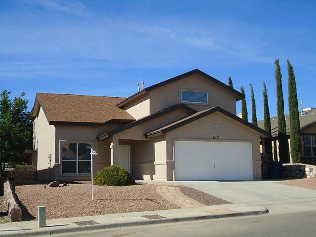 6977 Swede Johnsen Drive, El Paso, TX 79912 (MLS #846515) :: Preferred Closing Specialists