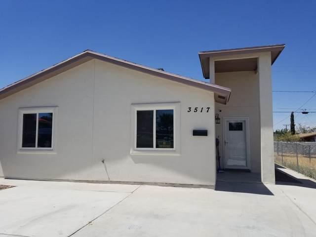 3517 Wickham Avenue, El Paso, TX 79904 (MLS #846516) :: The Matt Rice Group