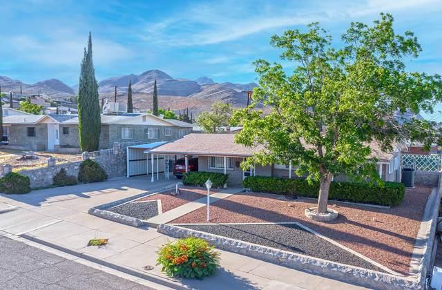 3305 Capella Avenue, El Paso, TX 79904 (MLS #846518) :: The Matt Rice Group