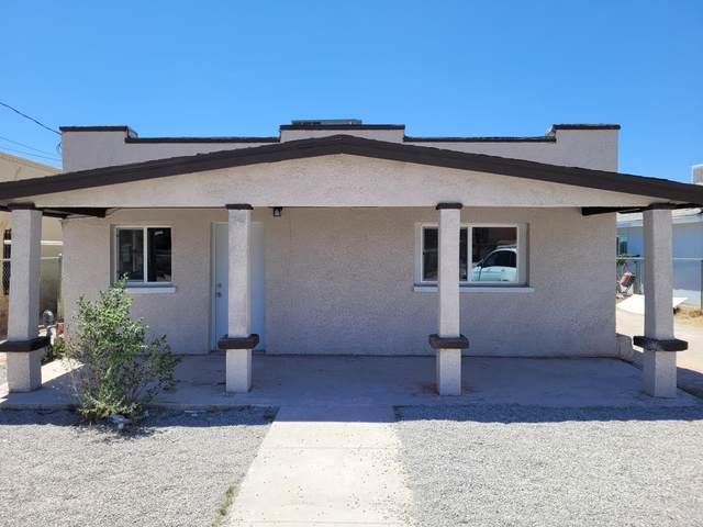 130 S Schutz Drive, El Paso, TX 79907 (MLS #846519) :: The Matt Rice Group
