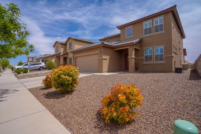 788 Spofforth Road, El Paso, TX 79928 (MLS #846529) :: The Purple House Real Estate Group