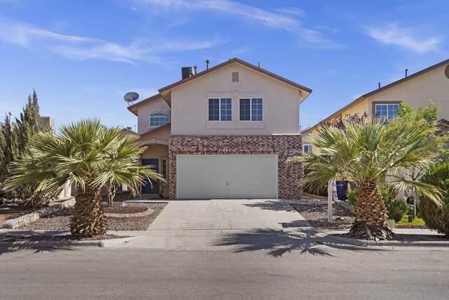 12368 Tierra Canada Drive, El Paso, TX 79938 (MLS #846539) :: The Purple House Real Estate Group