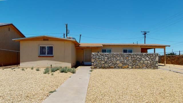 4901 Wichita Circle, El Paso, TX 79904 (MLS #846546) :: The Matt Rice Group
