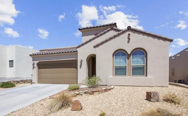 7328 Steve Degroat Lane, El Paso, TX 79911 (MLS #846548) :: Jackie Stevens Real Estate Group