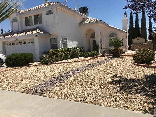 1932 Desert Sun Drive, El Paso, TX 79938 (MLS #846557) :: Red Yucca Group