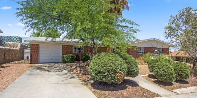 3307 Capella Avenue, El Paso, TX 79904 (MLS #846558) :: The Matt Rice Group