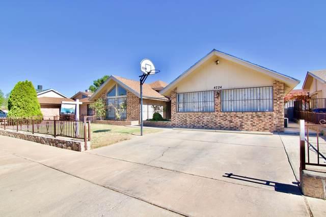 4724 Gabriel Drive, El Paso, TX 79924 (MLS #846571) :: Preferred Closing Specialists