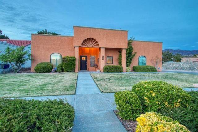 6701 El Parque Drive, El Paso, TX 79912 (MLS #846572) :: Preferred Closing Specialists