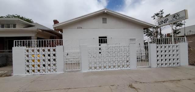 2214 Myrtle Avenue, El Paso, TX 79901 (MLS #846573) :: Preferred Closing Specialists