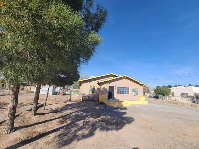 8357 Roseway Drive, El Paso, TX 79907 (MLS #846578) :: The Purple House Real Estate Group