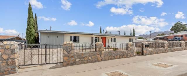 3600 Volcanic Avenue, El Paso, TX 79904 (MLS #846580) :: The Matt Rice Group