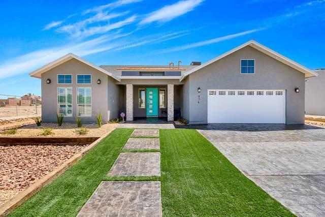 14573 Tierra Resort Avenue, El Paso, TX 79938 (MLS #846589) :: Mario Ayala Real Estate Group