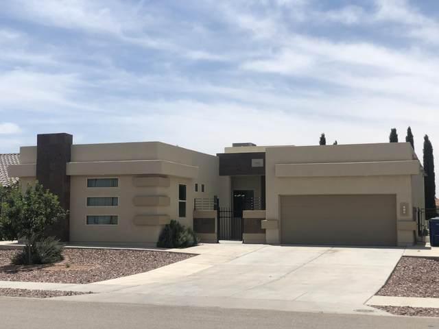 508 Valley Plum Avenue, El Paso, TX 79932 (MLS #846591) :: The Matt Rice Group
