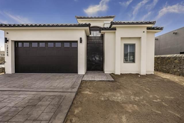 2813 Tierra Garden Drive, El Paso, TX 79938 (MLS #846608) :: Mario Ayala Real Estate Group