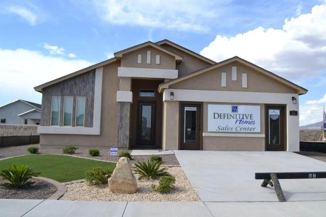 505 Issa Circle, El Paso, TX 79932 (MLS #846610) :: Red Yucca Group