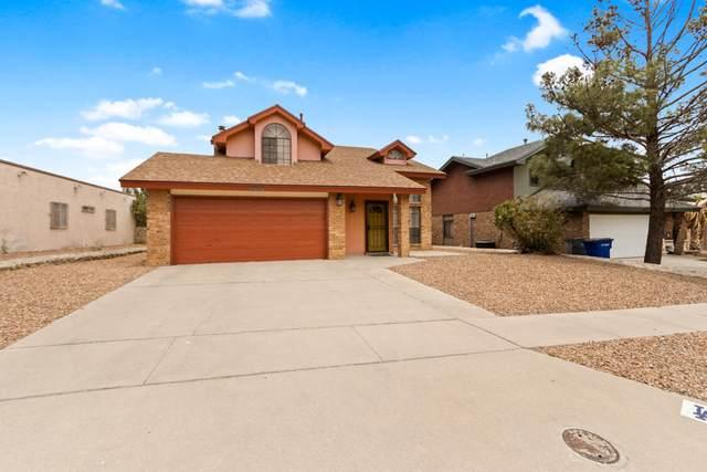 11653 Norman Montion Drive, El Paso, TX 79936 (MLS #846614) :: The Matt Rice Group