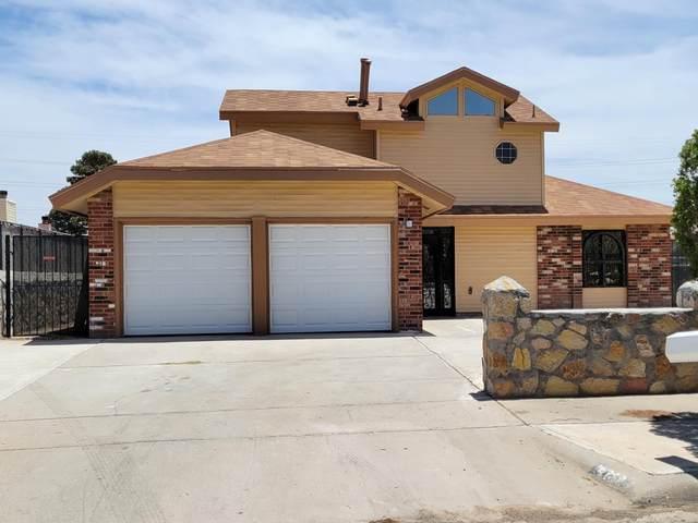 4752 Gabriel Drive, El Paso, TX 79924 (MLS #846615) :: Preferred Closing Specialists