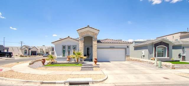 12407 Furlong Circle, El Paso, TX 79928 (MLS #846622) :: Mario Ayala Real Estate Group