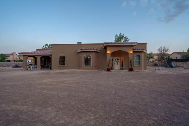 336 Arroyo Hondo Lane, El Paso, TX 79932 (MLS #846628) :: Jackie Stevens Real Estate Group