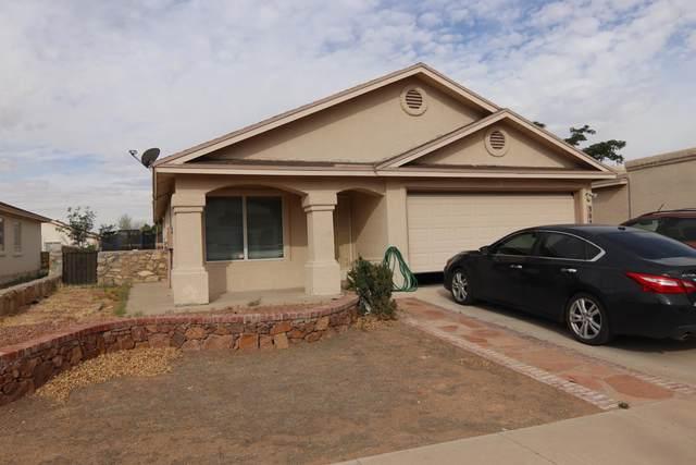 305 De Stefano Lane, Horizon City, TX 79928 (MLS #846648) :: Preferred Closing Specialists