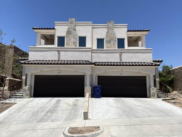 4537 Nashville Avenue Unit A, El Paso, TX 79903 (MLS #846656) :: Summus Realty