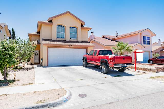 12236 Saint Mark Avenue, El Paso, TX 79936 (MLS #846666) :: Mario Ayala Real Estate Group