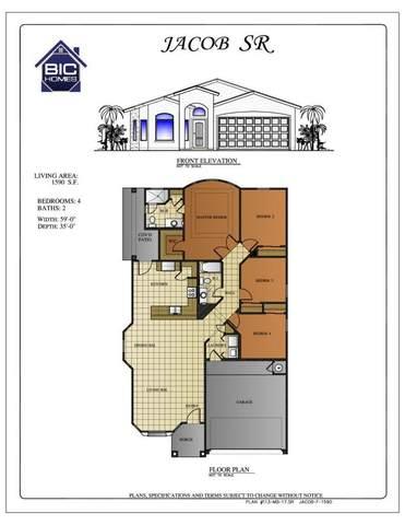 13917 Villa Vista Avenue, Horizon City, TX 79928 (MLS #846672) :: Summus Realty