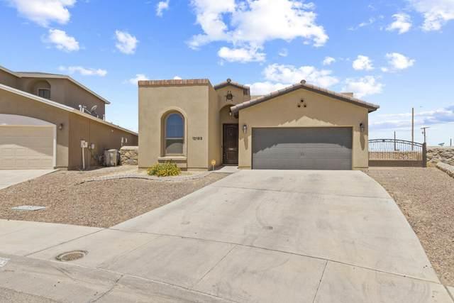 12193 Copper Valley Lane, El Paso, TX 79934 (MLS #846688) :: Preferred Closing Specialists