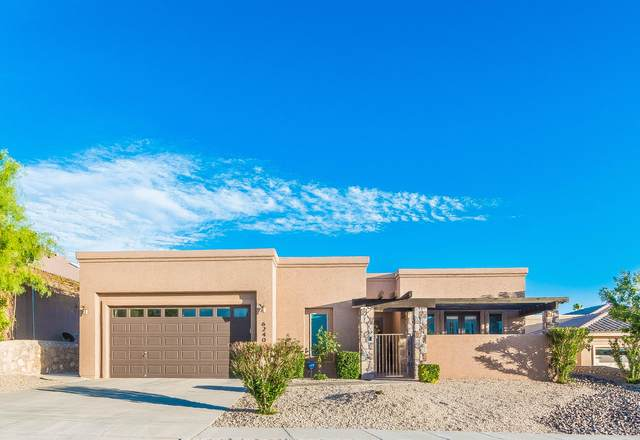 6240 Franklin Hawk Avenue, El Paso, TX 79912 (MLS #846704) :: The Matt Rice Group