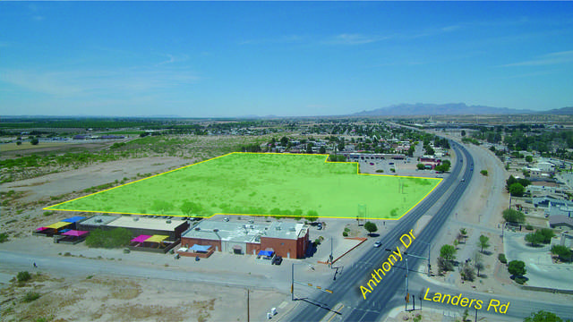 1173 Anthony Drive, Anthony, NM 88021 (MLS #846709) :: Red Yucca Group