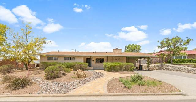 4221 Hampshire, El Paso, TX 79902 (MLS #846710) :: The Purple House Real Estate Group