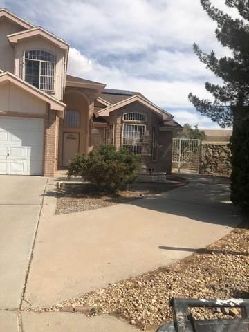 3086 Kings Crown Place, El Paso, TX 79936 (MLS #846719) :: The Matt Rice Group