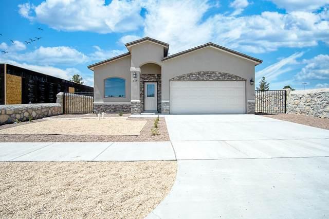 14637 Hendrik Drive Drive, El Paso, TX 79928 (MLS #846723) :: The Matt Rice Group