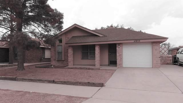 11833 Jim Ryan Lane, El Paso, TX 79936 (MLS #846727) :: Mario Ayala Real Estate Group