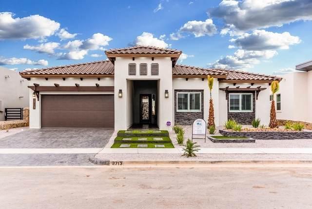 14565 Tierra Resort Avenue, El Paso, TX 79938 (MLS #846728) :: Mario Ayala Real Estate Group